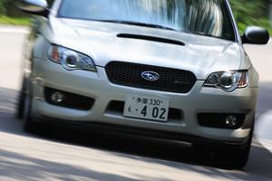 スバル・レガシィS402セダン(4WD/6MT)【動画試乗記(後編)】