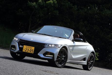ホンダの軽スポーツカー「S660」に純正オプションをたっぷりと組み込んだ、コンプリートカー「S660モデュー...