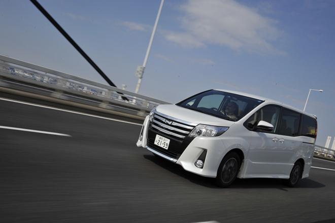 トヨタ・ノアSi 7人乗り(FF/CVT)【試乗記】