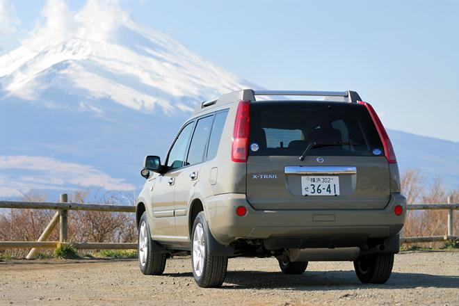 日産エクストレイル Xtt(4WD/4AT)【ブリーフテスト】