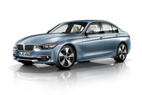 BMW、「アクティブハイブリッド3」を出展【デトロイトショー2012】の画像