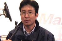 車両コンポーネント開発本部シャシー開発部、第1シャシー開発グループの小宮勝行主任