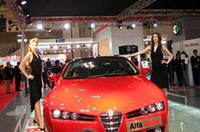 【東京モーターショー2005】期待の「アルファ・ブレラ」は来年欧州で発売の画像