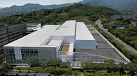 日産の厚木デザインセンター。大江匡率いるプランテック総合企画事務所が中村と組んで、最新の自動車デザインシステムに合わせたスタジオの理想を実現した。