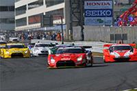 第8戦オートポリス 決勝レース結果【SUPER GT 08 速報】の画像