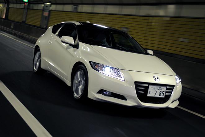 ホンダCR-Z α(FF/6MT)/β(FF/CVT)【試乗速報】