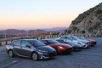 日本では販売が延期された「プリウスPHV(北米名:プリウス プライム)」も25台のノミネート車に含まれている。