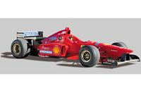 横浜赤レンガを「フェラーリF1」が走る!の画像