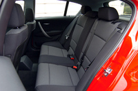 BMW 116i(6AT)【試乗記】の画像