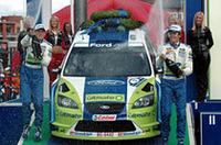 【WRC 2006】第10戦フィンランド、グロンホルム母国で6勝目の画像