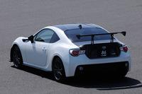 GAZOO Racingが開発したコンプリートカー「86 GRMN」。価格は648万円で、100台が限定販売された。