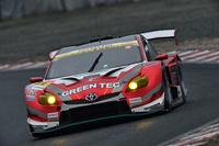 嵯峨宏紀/中山雄一組のNo.31 TOYOTA PRIUS apr GT。予選5位から表彰台の頂点に立った。