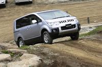 三菱デリカD:5 G-Premium(4WD/CVT)【試乗記】の画像