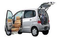 スズキ「MRワゴン」に福祉車両の画像
