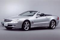 メルセデスベンツ「SL350」と「SL600」を追加の画像