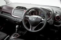 ホンダ・フィットに2つの特別仕様車の画像