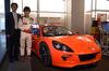 EVスポーツカー「トミーカイラZZ」が大阪に登場