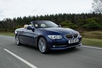 「BMW3シリーズカブリオレ」