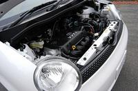 トヨタ・シエンタG(4WD/4AT)【ブリーフテスト】の画像