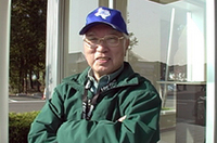 Zオーナーにとっては今も昔もスーパースター、「ミスターK」こと片山豊氏も姿を見せた。