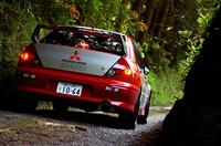 【スペック】 ランサーエボリューションVIIIGSR(ベース車): 全長×全幅×全高=4490×1770×1450mm/ホイールベース=2625mm/車重=1400kg/駆動方式=4WD/2リッター直4DOHC16バルブターボ・インタークーラー付き(280ps/6500rpm、40.8kgm/3500rpm)/価格=339万8000円