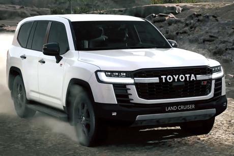 トヨタが新型「ランドクルーザー」を世界初公開した。ランクルの本質である信頼性と耐久性、悪路走破性を進...