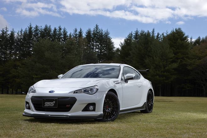 スバルBRZ tS GT PACKAGE(FR/6MT)/BRZ tS(FR/6AT)【試乗記】