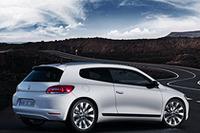 VWシロッコの全貌が明らかに【ジュネーブショー08】の画像