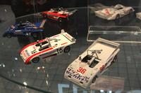 「エブロ」からは、なんと70年代のグラチャンこと富士グランチャンピオンシリーズを戦ったマシンが登場! ゼッケン36(木倉義文)とゼッケン16(漆原徳光)の1973年「ローラT290」をはじめ、「マーチ73S」「GRD S74」の3車種8タイプが2010年発売予定。往年のモータースポーツファンにはたまらないが、さすがにロット数の関係でダイキャストとはいかなかったようで、レジン製。予価各1万2600円。