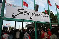 「See you again」の「again」はいつになるのか。2007年から日本GPの舞台は、鈴鹿から富士へと移る。(写真=KLM Photographics J)