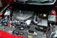 エンジンは1.5リッターディーゼルのみ。105psと27.5kgmを発生する。