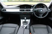 BMW330i(6AT)【試乗記】の画像