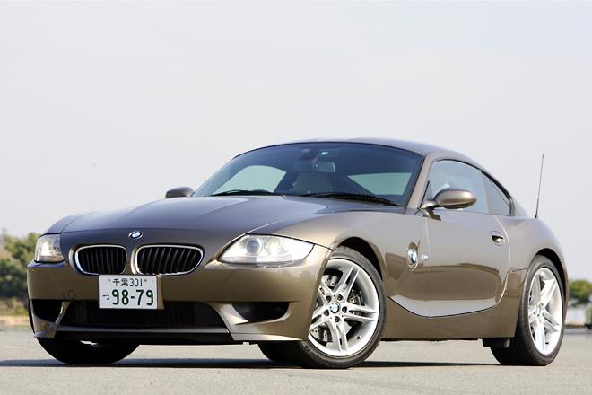 BMW Z4 Mクーペ【試乗記】