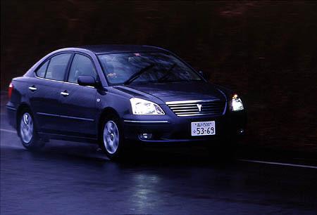 トヨタ・プレミオ2.0G(CVT)【ブリーフテスト】