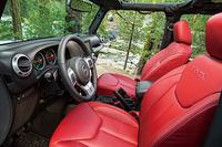 4ドア版「ジープ・ラングラー」に特別な限定車の画像