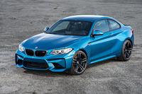 2016年1月のデトロイトショーで初公開された「BMW M2クーペ」。日本でも1月12日に予約受け付けが始まった(納車は5月予定)。日本仕様は7段ATの右ハンドルのみで、車両価格は770万円。