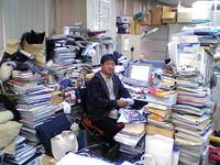 T氏こと、CG編集委員の高平高輝氏。