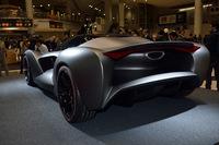 【東京モーターショー2017】PS4のゲームに登場する「イゾリボルタ」のコンセプトカーを初披露の画像