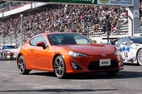 トヨタ、新型スポーツ「トヨタ86」を初公開