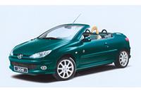 プジョー「206」に全仏オープン記念モデルの画像