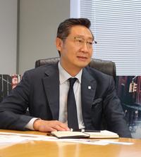 若松 格ゼネラルモーターズ・ジャパン社長は1966年生まれの50歳。ヤナセのGM事業部を経て、2000年にゼネラルモーターズに入社。2016年8月から現職。