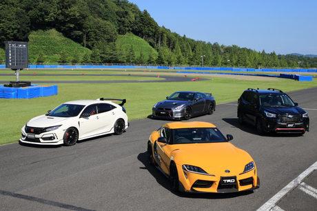 """TRD、STI、NISMO、無限と、メーカーのモータースポーツ活動やアフターパーツの開発を担う4つの""""ワークス""""..."""
