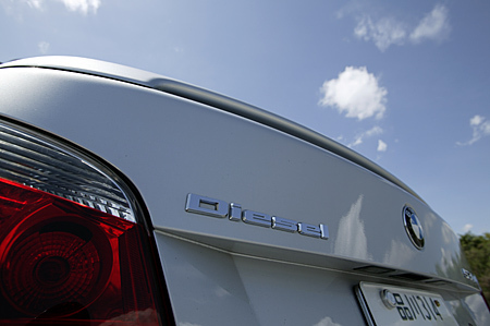 BMW 530d (6AT)【試乗記】