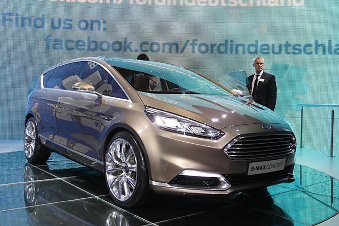 フォードS-MAXコンセプト