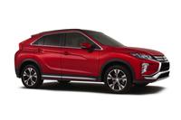【ジュネーブショー2017】三菱、新型SUV「エクリプス クロス」の概要を発表の画像