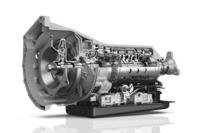 ZFの新しいモータースポーツ向けAT「8P45R」。