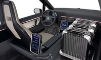VW、EVタクシーのコンセプトカーを披露の画像