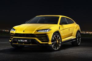ランボルギーニの高性能SUV「ウルス」誕生