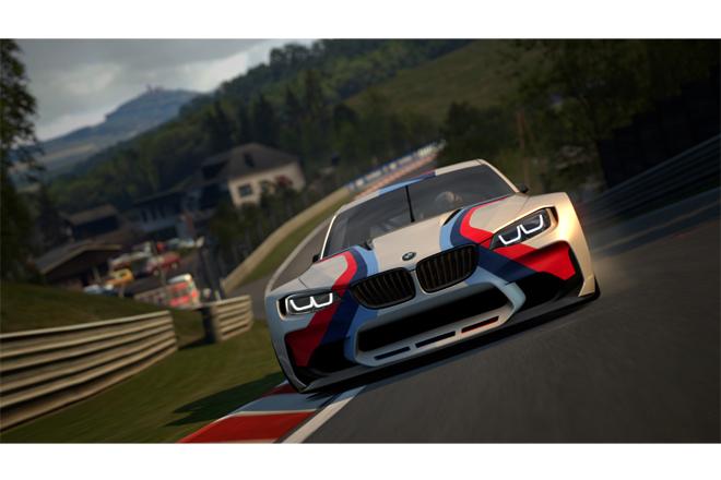 BMWビジョン グランツーリスモ