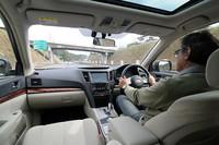 スバル・レガシィアウトバック 2.5i Lパッケージ(4WD/CVT)【ブリーフテスト】の画像